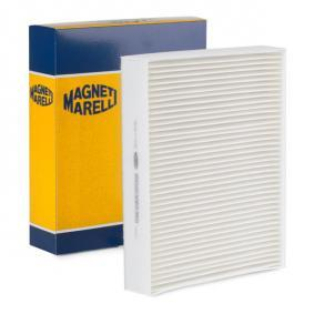 Filter, Innenraumluft MAGNETI MARELLI Art.No - 350203066360 OEM: 64119237554 für MERCEDES-BENZ, BMW, ALPINA kaufen