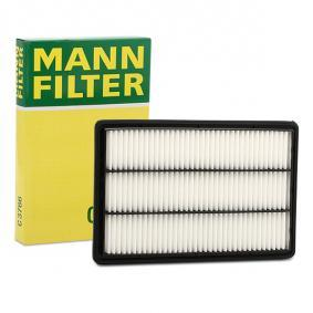 MANN-FILTER Filtro de aire motor C 3766