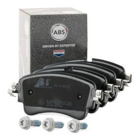8W0698451N pour VOLKSWAGEN, AUDI, SEAT, SKODA, Kit de plaquettes de frein, frein à disque A.B.S. (35114) Boutique en ligne