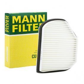 Filter, Innenraumluft MANN-FILTER Art.No - CU 2897 OEM: 71775179 für FIAT, CHRYSLER kaufen