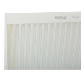 MANN-FILTER Filter, Innenraumluft 4B0819439C für VW, AUDI, FORD, SKODA, SEAT bestellen