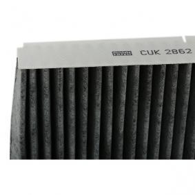 MANN-FILTER Filter, Innenraumluft JZW819653 für VW, AUDI, SKODA, SEAT, WIESMANN bestellen