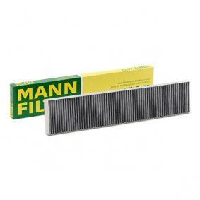 Filter, Innenraumluft MANN-FILTER Art.No - CUK 5480 OEM: 1113627 für VW, AUDI, FORD, SKODA, SEAT kaufen