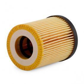 MANN-FILTER Ölfilter (HU 611/1 x) niedriger Preis