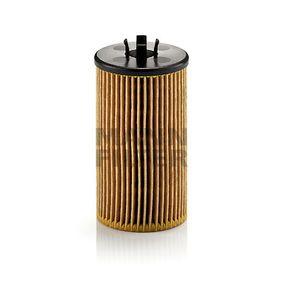 Filtro de combustible (HU 612/2 x) fabricante MANN-FILTER para OPEL Astra H GTC (A04) año de fabricación 12/2006, 116 CV Tienda online