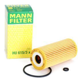MANN-FILTER HU 615/3 x Ölfilter OEM - A6401800009 MERCEDES-BENZ günstig