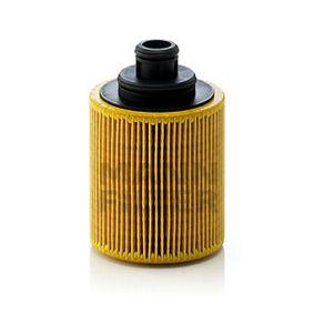 MANN-FILTER Brazo del limpiaparabrisas lavado de parabrisas (HU 712/7 x)