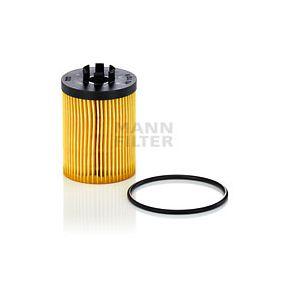MANN-FILTER Ölfilter (HU 712/8 x) niedriger Preis