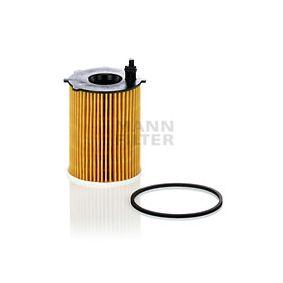 MANN-FILTER Oil filter (HU 716/2 x)
