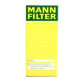 Fensterhebermotor MANN-FILTER (HU 721/4 x) für BMW X5 Preise