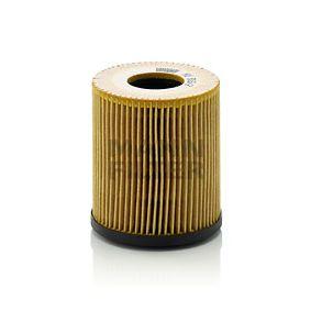 Filtro de habitáculo (HU 816/2 x) fabricante MANN-FILTER para FIAT PUNTO (188) año de fabricación 07/2010, 132 CV Tienda online