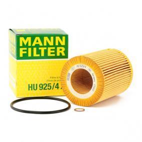 5 Touring (E39) MANN-FILTER Motorölfilter HU 925/4 x