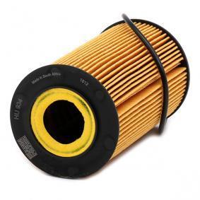 MANN-FILTER HU 934 x Ölfilter OEM - A6281800009 MERCEDES-BENZ günstig