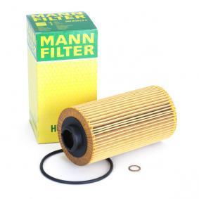 MANN-FILTER Ölfilter HU 938/4 x