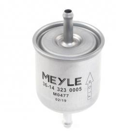 MEYLE Φιλτρο πετρελαιου (36-14 323 0005)