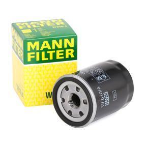 MANN-FILTER Κρύσταλλο καθρέφτη, εξωτ. καθρέφτης W 610/4