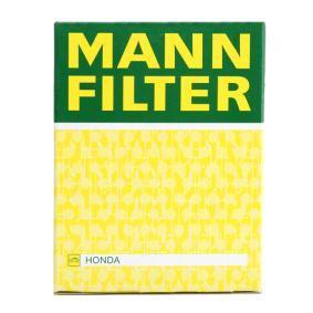 MANN-FILTER Oljefilter W 610/6