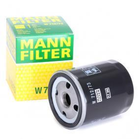 MANN-FILTER Brazo limpia W 712/73