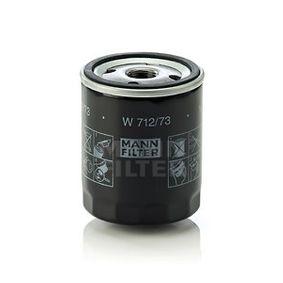 MANN-FILTER Brazo del limpiaparabrisas lavado de parabrisas (W 712/73)
