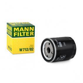 MANN-FILTER Brazo limpia W 712/82