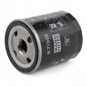 MANN-FILTER Дистрибутор на запалването / единични части W 713/28