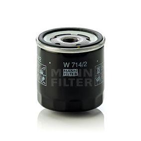 MANN-FILTER W 714/2