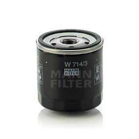 MANN-FILTER W 714/3