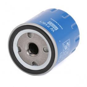 MANN-FILTER Filtro recirculación de gases (W 716/1)