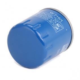 MANN-FILTER PEUGEOT 407 Sistema de ventilación del cárter (W 716/1)