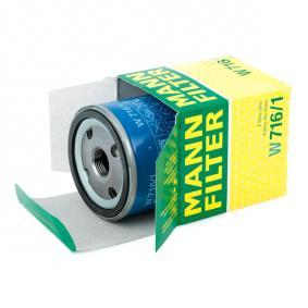 Sistema de ventilación del cárter MANN-FILTER (W 716/1) para PEUGEOT 407 precios