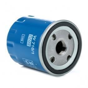 Sistema de ventilación del cárter (W 716/1) fabricante MANN-FILTER para PEUGEOT 407 (6D_) año de fabricación 05/2004, 136 CV Tienda online