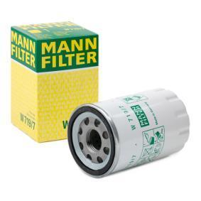 96JV6714AA für FORD, JAGUAR, ROVER, Ölfilter MANN-FILTER (W 719/7) Online-Shop