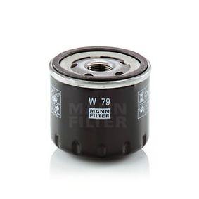 Bomba de limpiaparabrisas MANN-FILTER (W 79) para NISSAN MICRA precios