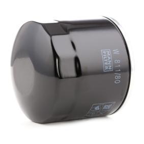 RFY514302 за MAZDA, MERCURY, Маслен филтър MANN-FILTER (W 811/80) Онлайн магазин