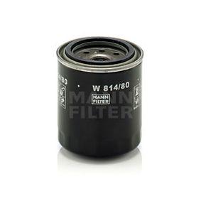 MANN-FILTER W 814/80