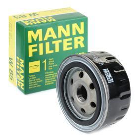 7700727482 für RENAULT, DACIA, SANTANA, RENAULT TRUCKS, Ölfilter MANN-FILTER (W 85) Online-Shop
