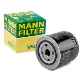 5116166 für FORD, Ölfilter MANN-FILTER (W 920/45) Online-Shop