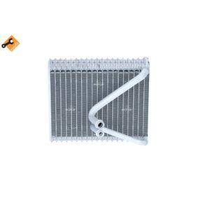 NRF Evaporator air conditioning 36160