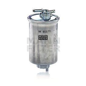 1120224 für FORD, Kraftstofffilter MANN-FILTER (WK 853/11) Online-Shop