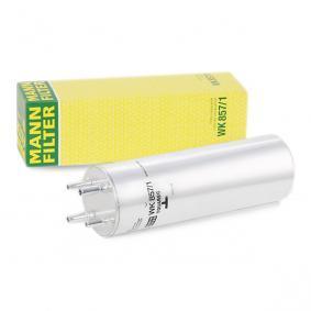 Filtro combustible WK 857/1