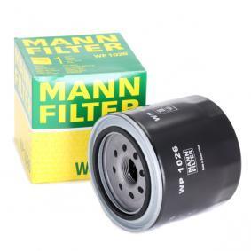 MANN-FILTER Crankcase breather WP 1026