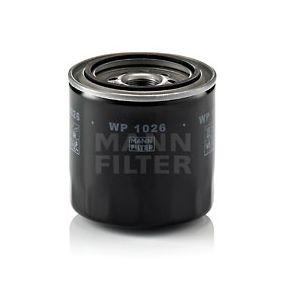 MANN-FILTER Crankcase ventilation (WP 1026)