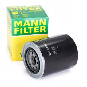 MANN-FILTER Filtro de aceite WP 928/81