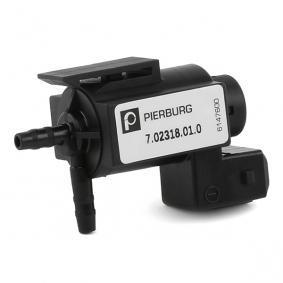 PIERBURG 7.02318.01.0 Ventil, AGR-Abgassteuerung OEM - 11741742712 BMW, MINI, BMW MOTORCYCLES günstig