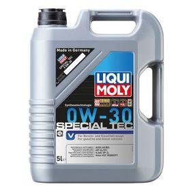 Auto Öl 0W-30 LIQUI-MOLY, Art. Nr.: 3769 online