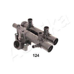 Thermostat, Kühlmittel ASHIKA Art.No - 38-01-124 OEM: 1106100Q0F für NISSAN, INFINITI kaufen
