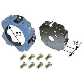 Магнитен съединител, компресор на климатизатора NRF (38473) за VW GOLF Цени