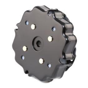 NRF 38473 Bobina, acoplamiento magnético compresor OEM - 8E0260805AH AUDI, OM, SEAT, SKODA, VOLVO, VW, VAG, HELLA, DELPHI, BEHR HELLA SERVICE, VEMO, ELECTRO AUTO, CUPRA, Henkel Parts a buen precio