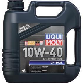 HONDA Stream I (RN) 2.0 16V (RN3) 156 2001, Auto Öl LIQUI MOLY Art. Nr.: 3930 online