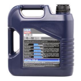 HONDA Stream I (RN) 2.0 16V (RN3) 156 2001 Auto Motoröl LIQUI MOLY (3930) niedriger Preis